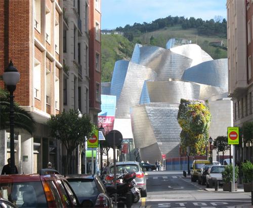 Calle Iparragirre Bilbao