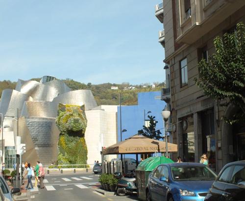 Exteriores despacho abogados Bilbao